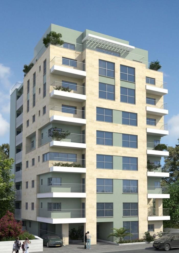 ייצוג דיירים בפרויקט תמא 38/2 פינוי בינוי ברחוב קרניצי רמת גן